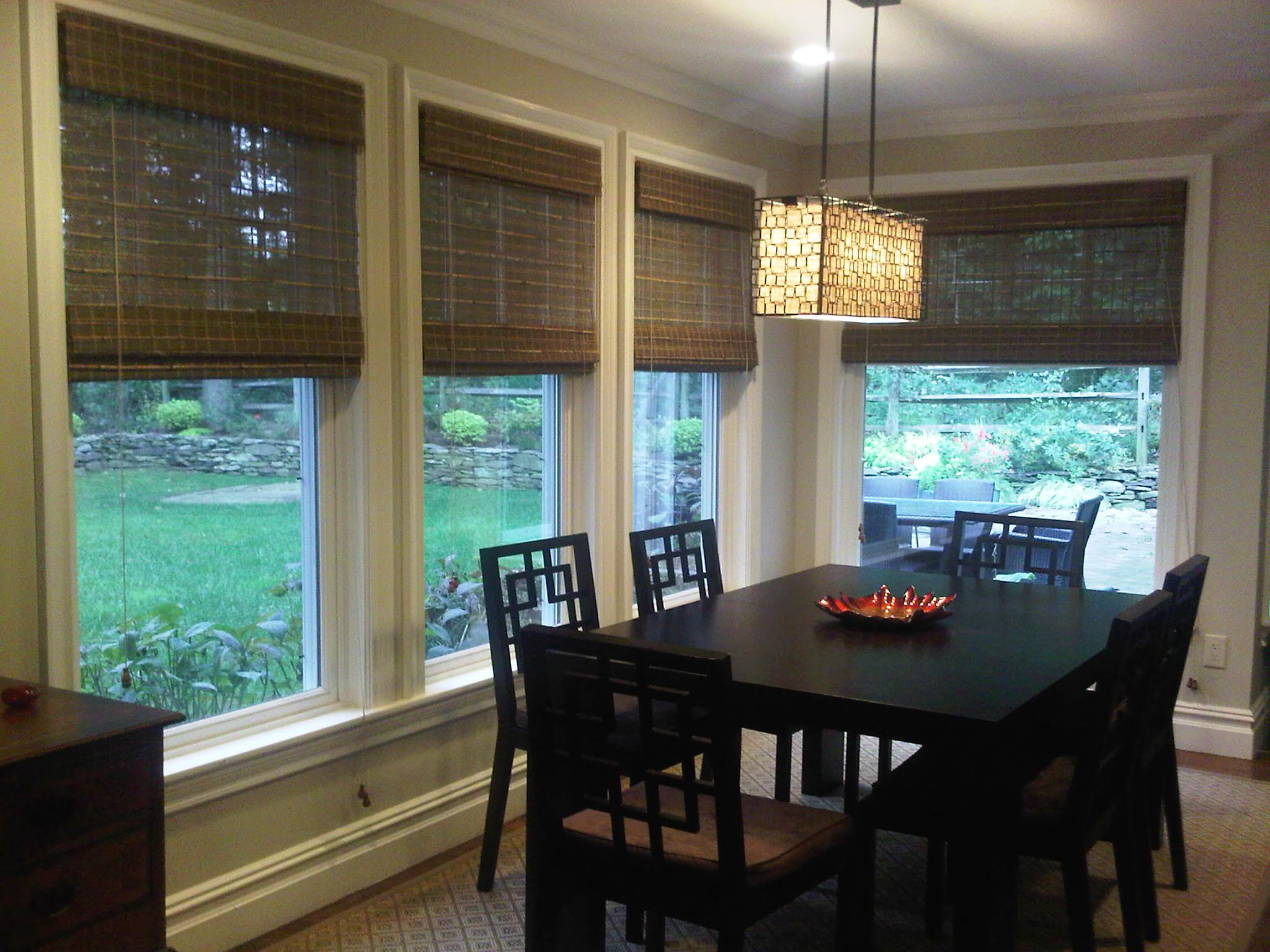 Woven Wood Shades Window Designs By Powers